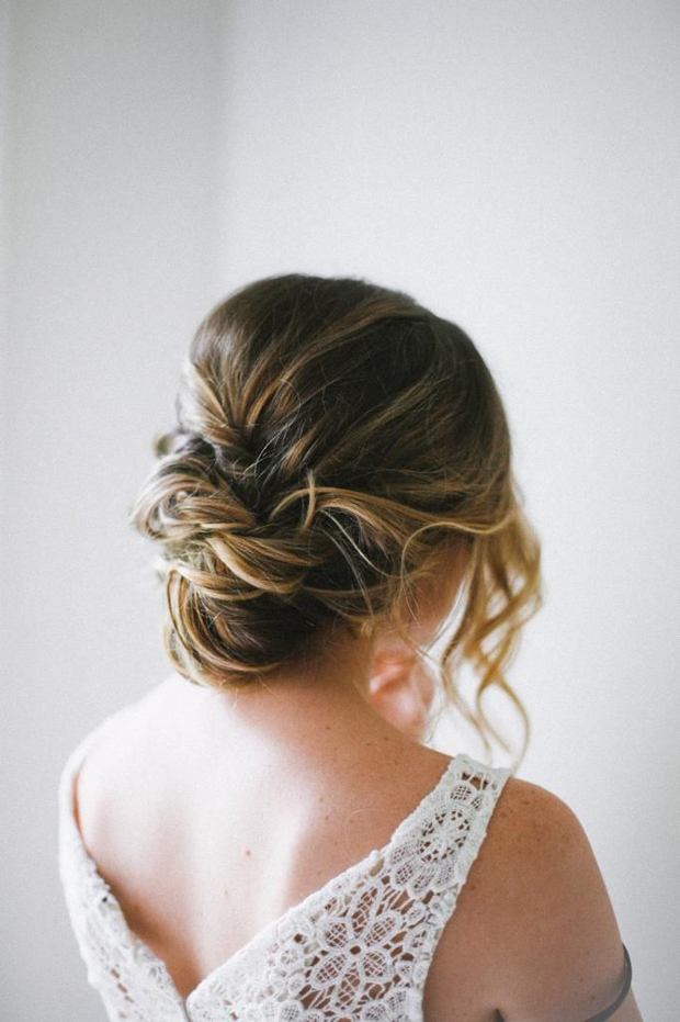 Enjoyable Messy Hair Don39T Care 16 Messy Bridal Hairstyles That Just Don39T Short Hairstyles Gunalazisus