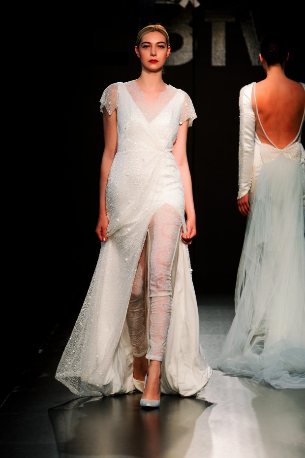 Striking 2016 Haute Couture Collection: Sanyukta Shrestha