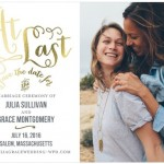 At Last Save The Dates Storm