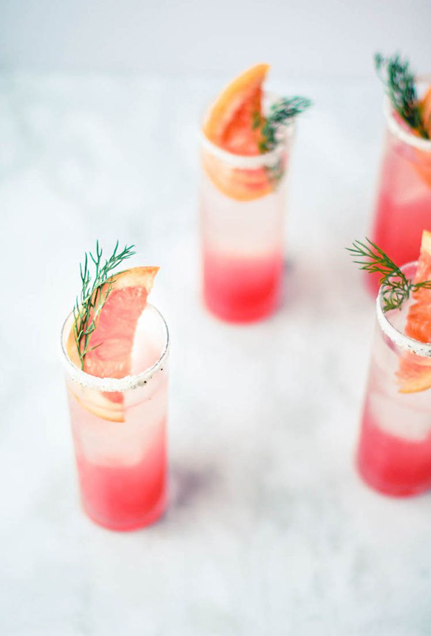 Get Yo' Cocktails On! Signature Cocktails For Everyone (at your wedding) (2)