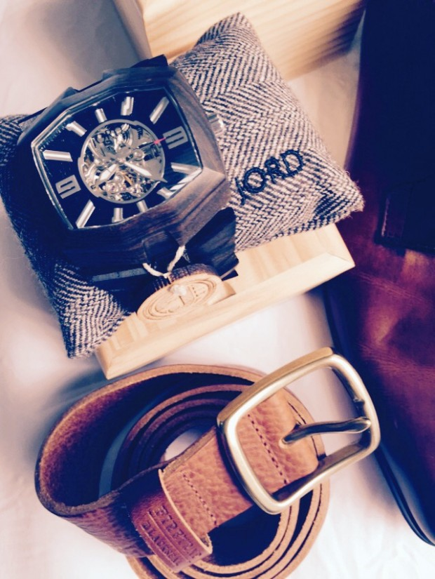 Unique Wooden Watches by JORD