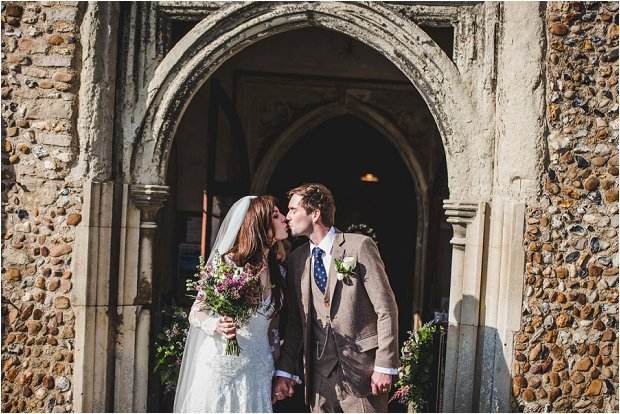 Lace Sleeves and Floral Crown Bride South Farm Wedding Charlene & Ian_0111
