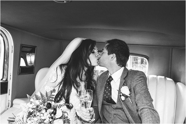 Lace Sleeves and Floral Crown Bride South Farm Wedding Charlene & Ian_0119