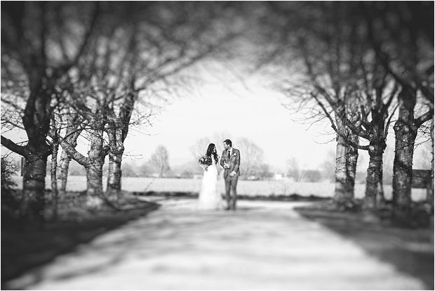 Lace Sleeves and Floral Crown Bride South Farm Wedding Charlene & Ian_0132