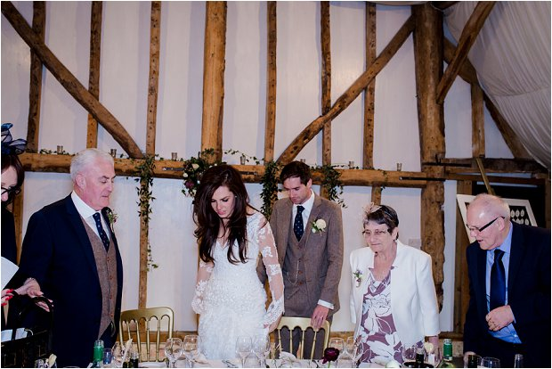 Lace Sleeves and Floral Crown Bride South Farm Wedding Charlene & Ian_0164
