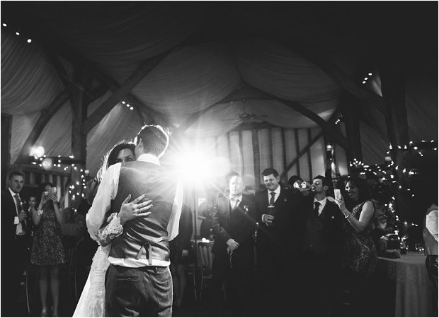 Lace Sleeves & Floral Crowns, South Farm Wedding: Charlene & Ian