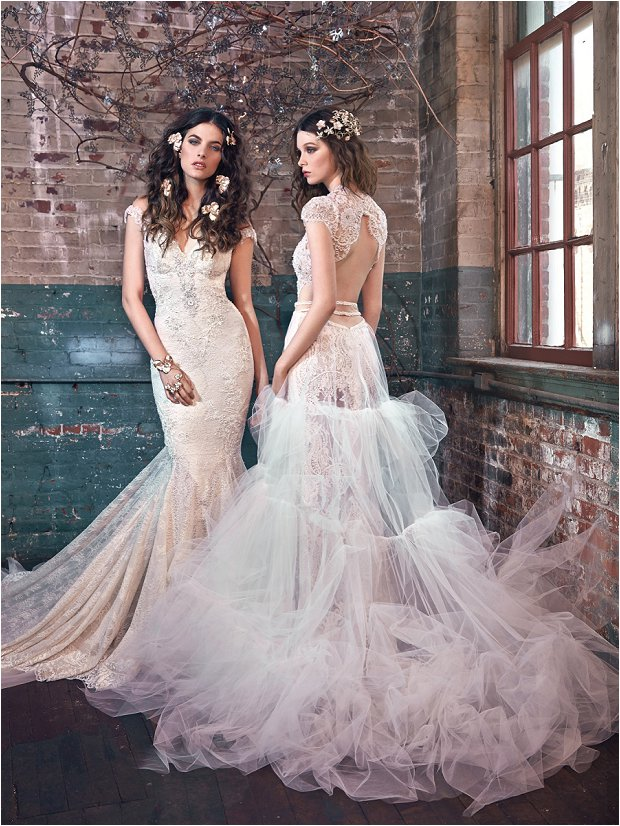Michelle Keegan Wedding Dress Designer GALIA LAHAV Les Rêves Bohémiens COLLECTION_0004