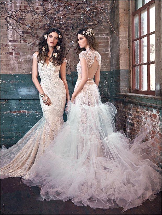 Michelle keegan wedding dress designer galia lahav les for Michelle keegan wedding dress