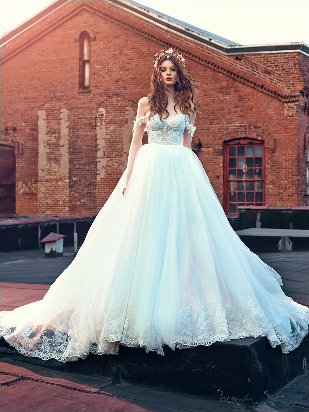 Michelle Keegan Wedding Dress Designer GALIA LAHAV Les Rêves Bohémiens COLLECTION_0007