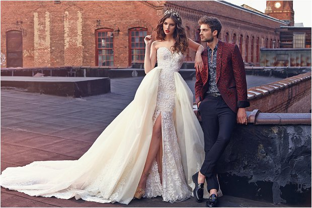 Michelle Keegan Wedding Dress Designer GALIA LAHAV Les Rêves Bohémiens COLLECTION_0010