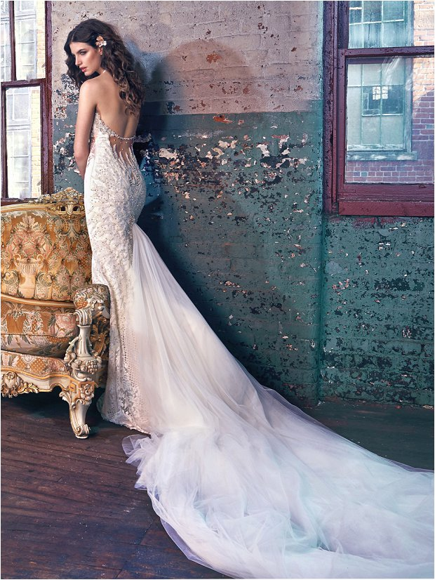 Michelle Keegan Wedding Dress Designer GALIA LAHAV Les Rêves Bohémiens COLLECTION_0014