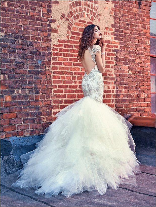 Michelle Keegan Wedding Dress Designer GALIA LAHAV Les Rêves Bohémiens COLLECTION_0015