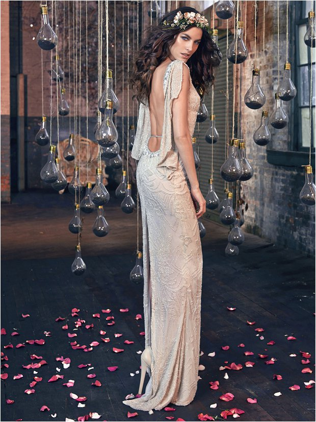 Michelle Keegan Wedding Dress Designer GALIA LAHAV Les Rêves Bohémiens COLLECTION_0018