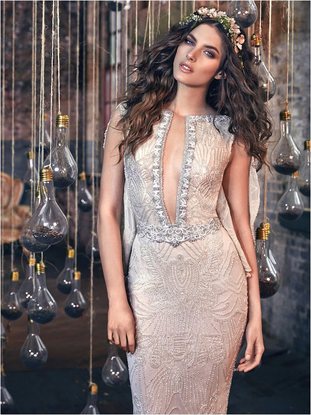 Michelle Keegan Wedding Dress Designer GALIA LAHAV Les Rêves Bohémiens COLLECTION_0019