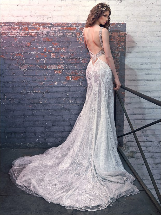 Michelle Keegan Wedding Dress Designer GALIA LAHAV Les Rêves Bohémiens COLLECTION_0020