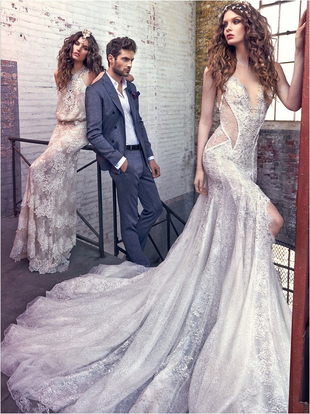 Michelle Keegan Wedding Dress Designer GALIA LAHAV Les Rêves Bohémiens COLLECTION_0022