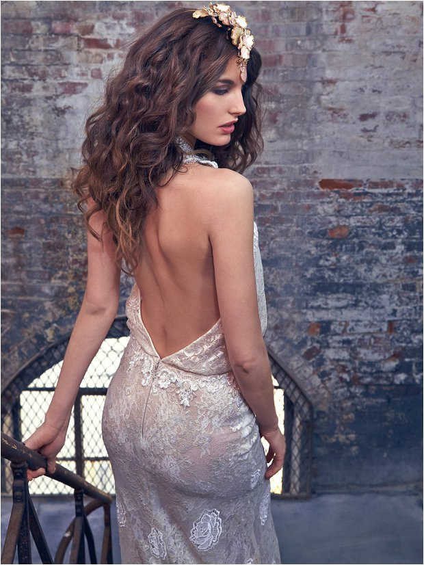 Michelle Keegan Wedding Dress Designer GALIA LAHAV Les Rêves Bohémiens COLLECTION_0023