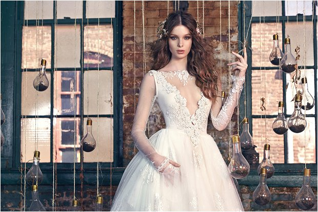 Michelle Keegan Wedding Dress Designer GALIA LAHAV Les Rêves Bohémiens COLLECTION_0027