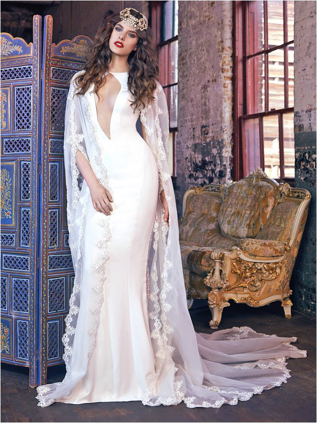 Michelle Keegan Wedding Dress Designer GALIA LAHAV Les Rêves Bohémiens COLLECTION_0032