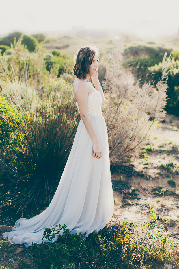 Soft Natural Colours for an Organic Inspired Homemade Wedding: Matt & Lauren