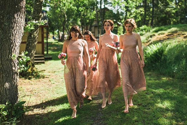 Swedish Island Wedding 070