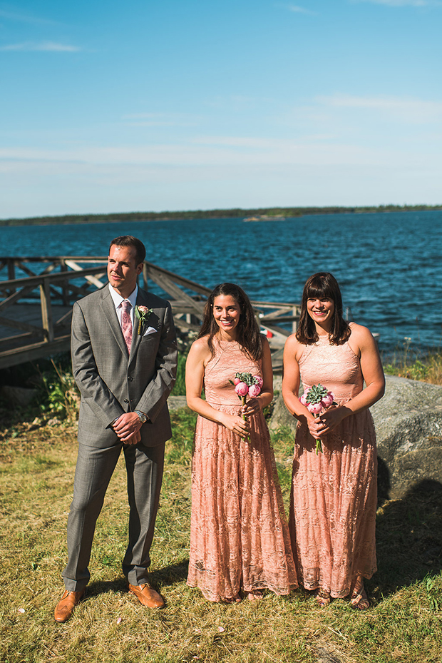 Swedish Island Wedding 074
