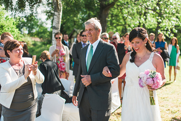 Swedish Island Wedding 076