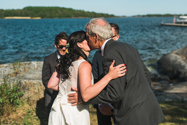 Swedish Island Wedding 078