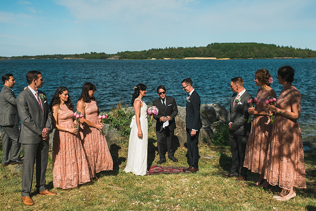 Swedish Island Wedding 079