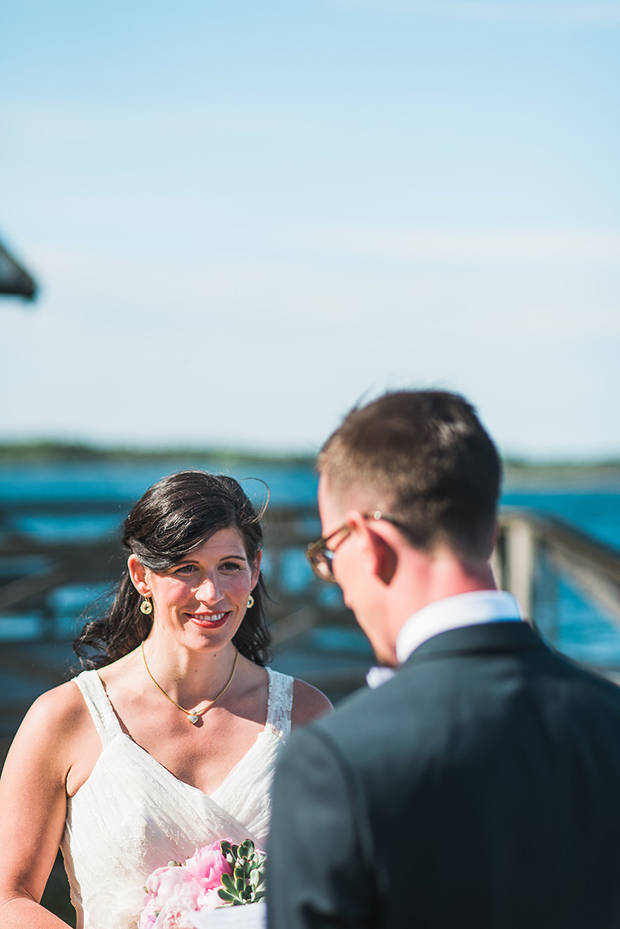 Swedish Island Wedding 086