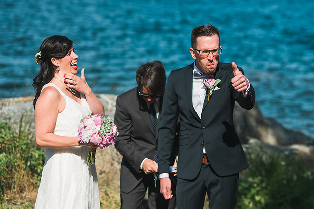 Swedish Island Wedding 095