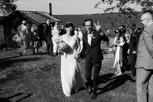 Swedish Island Wedding 099