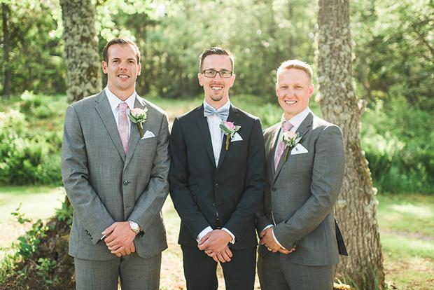Swedish Island Wedding 103