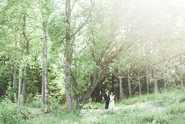 Swedish Island Wedding 104