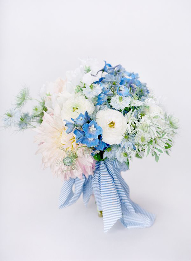 Cornflower Blues: Wedding Inspiration & Colour Ideas