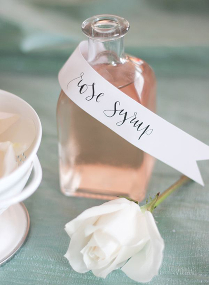 rose blush and slate grey wedding inspiration