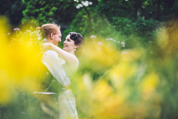 Beautiful Botanical Inspired Georgian Town House Wedding Adam & Kathryn (102)