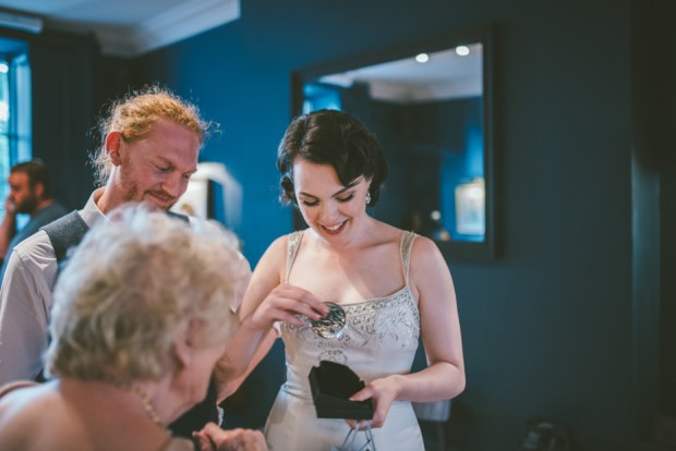 Beautiful Botanical Inspired Georgian Town House Wedding Adam & Kathryn (121)