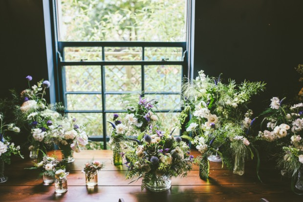 Beautiful Botanical Inspired Georgian Town House Wedding Adam & Kathryn (27)