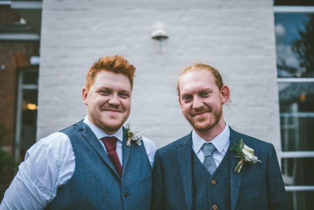 Beautiful Botanical Inspired Georgian Town House Wedding Adam & Kathryn (48)