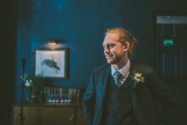 Beautiful Botanical Inspired Georgian Town House Wedding Adam & Kathryn (49)