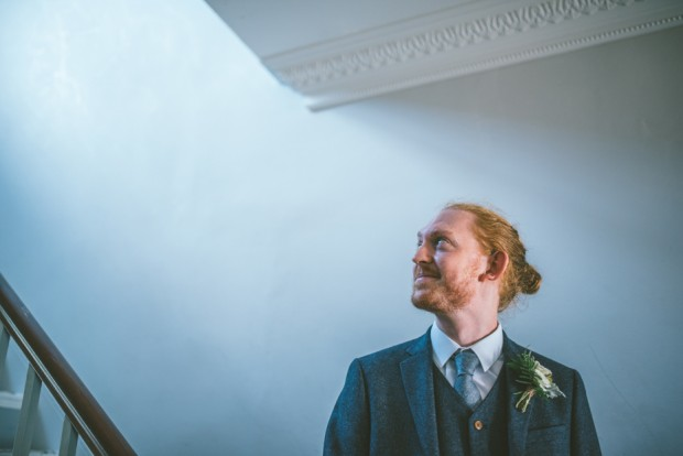 Beautiful Botanical Inspired Georgian Town House Wedding Adam & Kathryn (50)