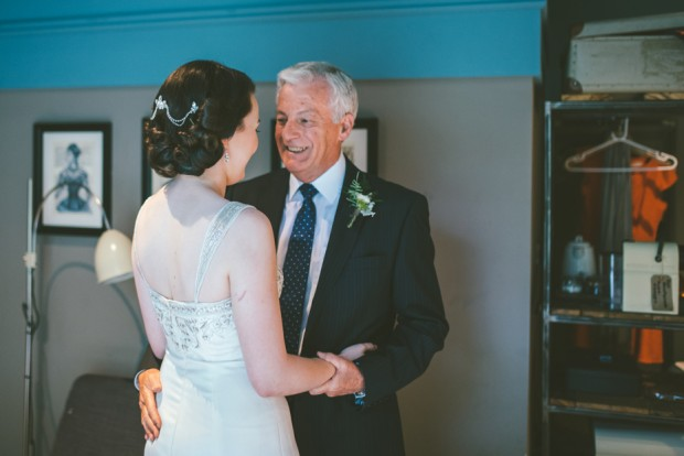 Beautiful Botanical Inspired Georgian Town House Wedding Adam & Kathryn (52)