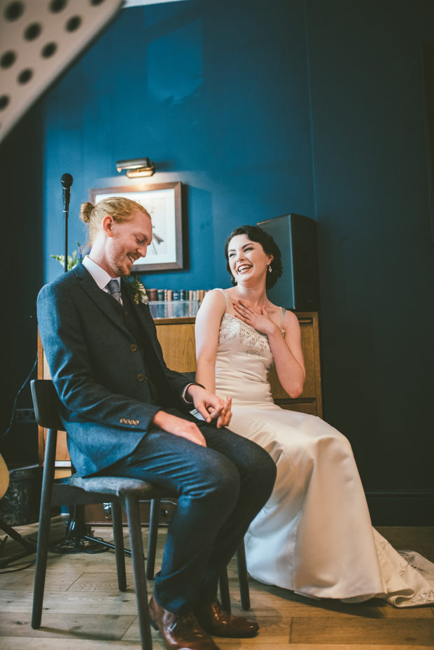 Beautiful Botanical Inspired Georgian Town House Wedding Adam & Kathryn (66)