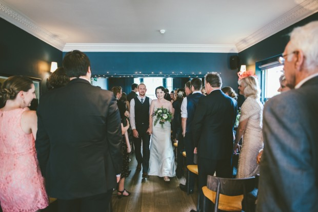 Beautiful Botanical Inspired Georgian Town House Wedding Adam & Kathryn (75)