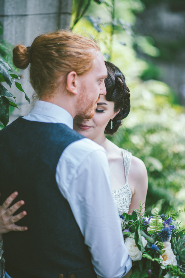 Beautiful Botanical Inspired Georgian Town House Wedding Adam & Kathryn (91)