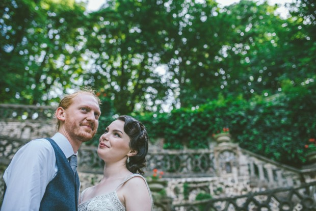 Beautiful Botanical Inspired Georgian Town House Wedding Adam & Kathryn (94)