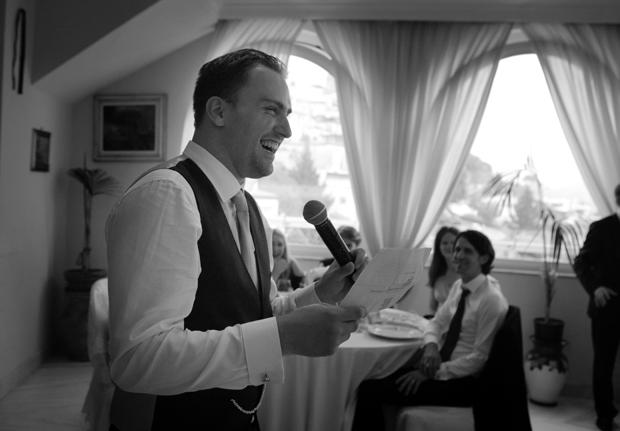 Dramatic Italian Affair Real Wedding Agnese & James (100)