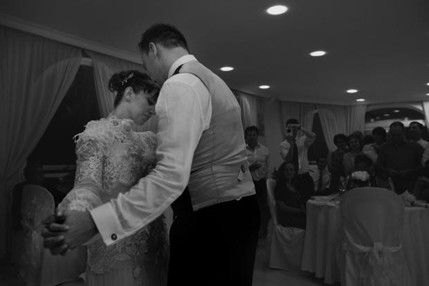 Dramatic Italian Affair Real Wedding Agnese & James (108)