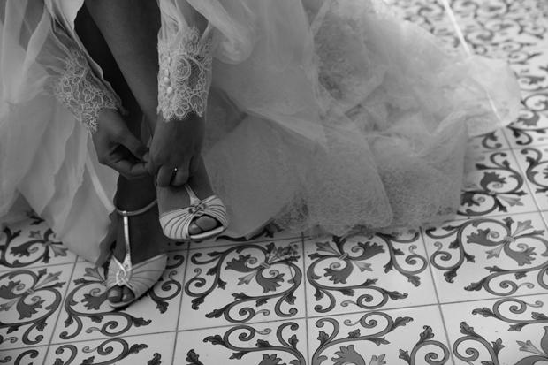 Dramatic Italian Affair Real Wedding Agnese & James (26)